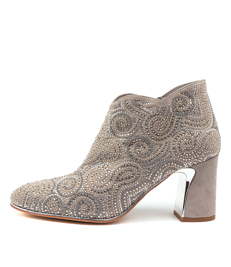 Buy Django & Juliette Kathy Dj Misty Dress Ankle Boots online with free shipping