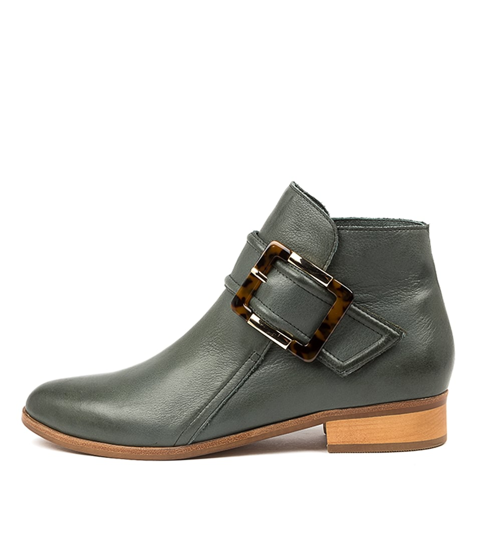 Buy Django & Juliette Inquest Djl Forest Ankle Boots online with free shipping