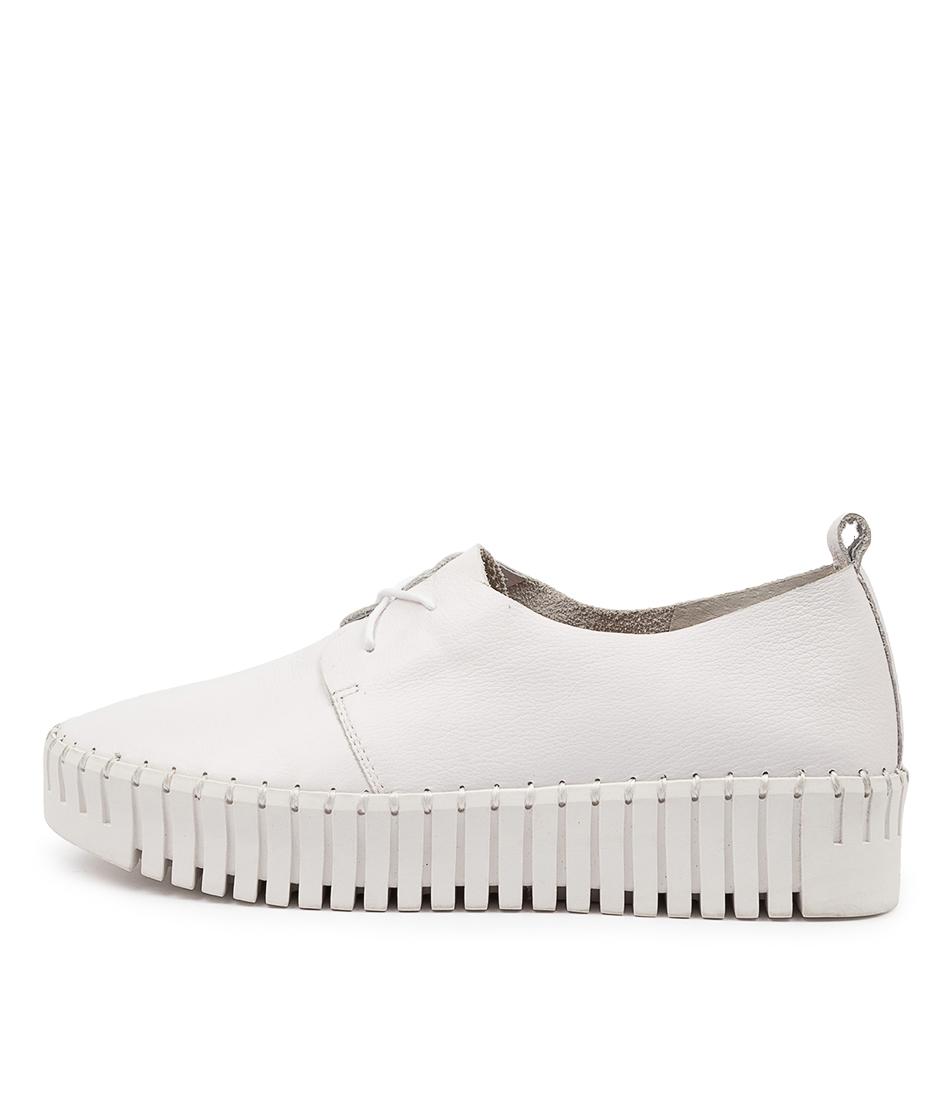 Buy Django & Juliette Brenda Dj White Sneakers online with free shipping