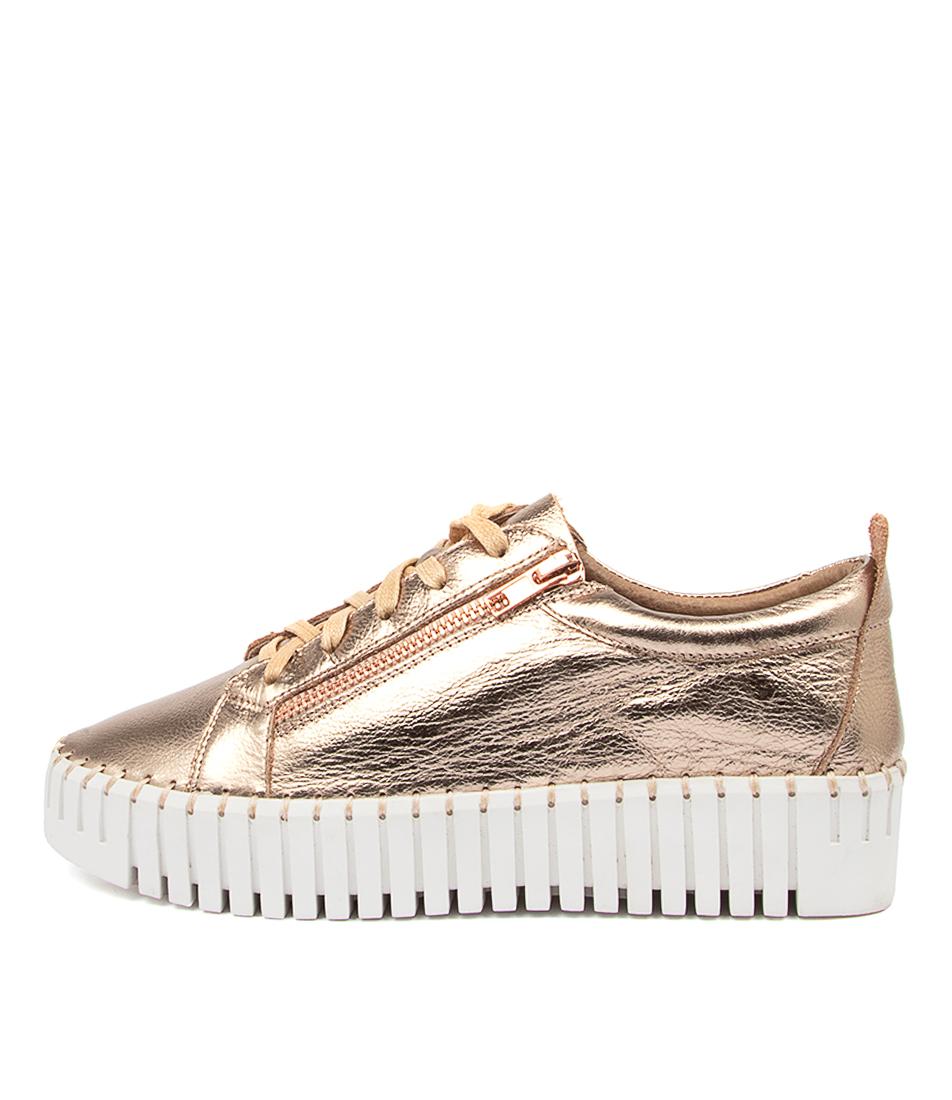 Buy Django & Juliette Bump Dj Champagne Sneakers online with free shipping