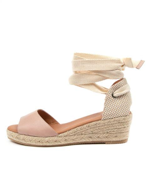 Buy Django & Juliette Skuzzy Dj Rose Heeled Sandals online with free shipping