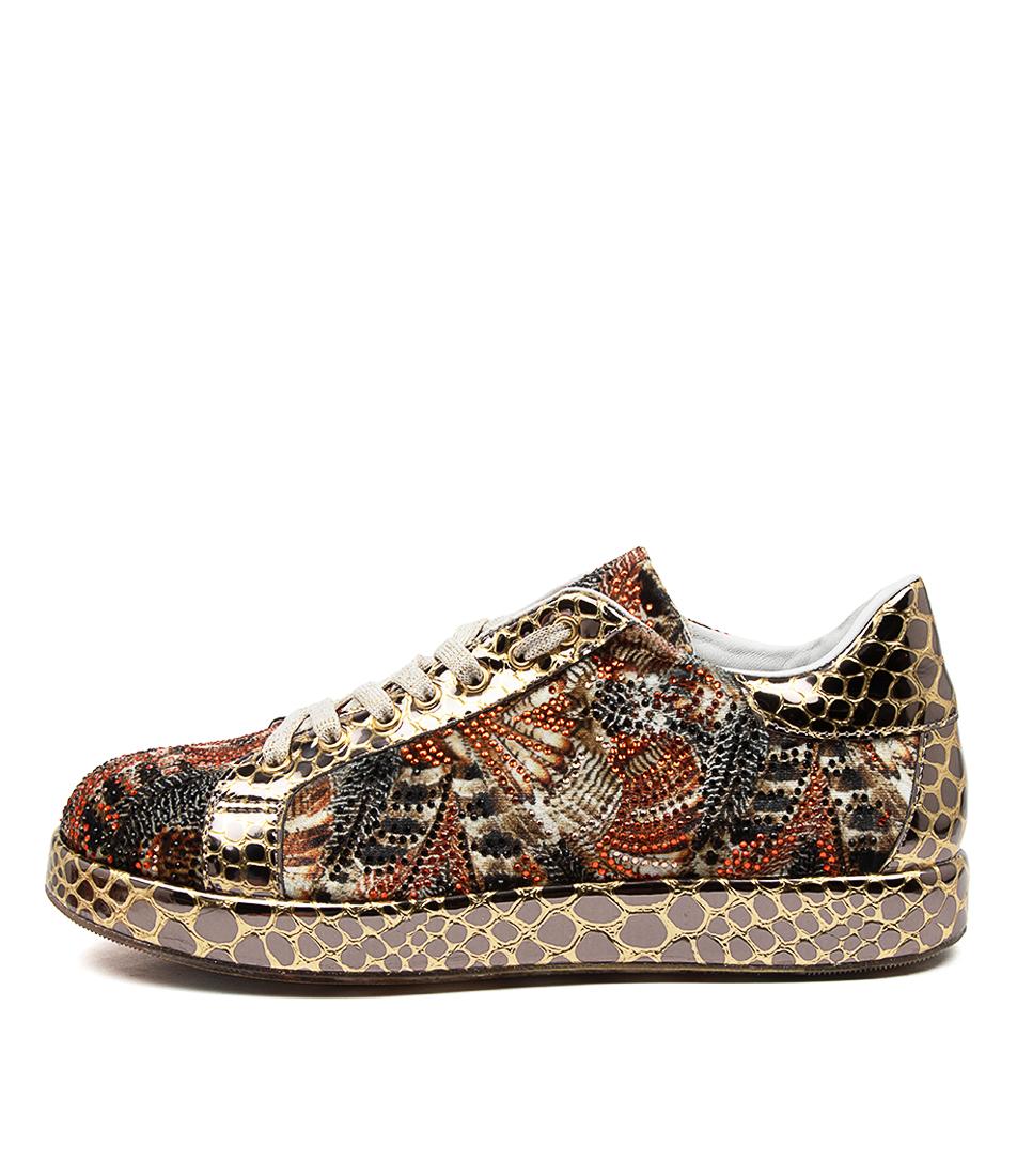 Buy Django & Juliette Animal Dj Multi Sneakers online with free shipping