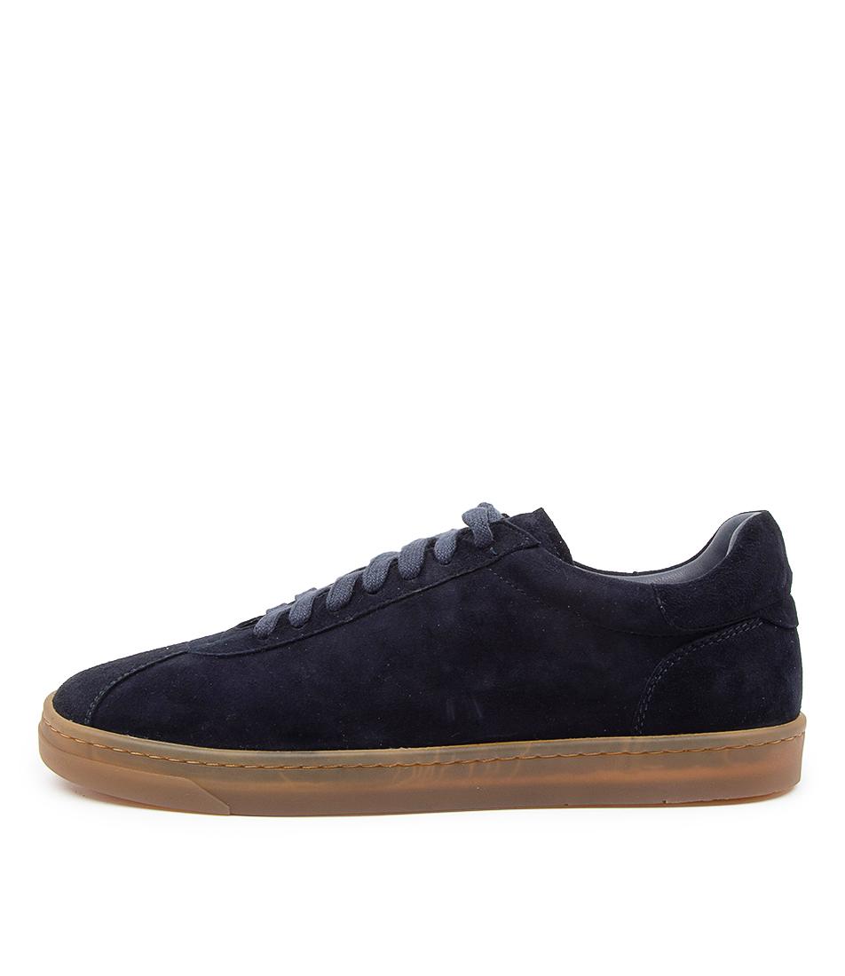 Buy Django & Juliette Oscar Dj Navy Honey Sole Sneakers online with free shipping
