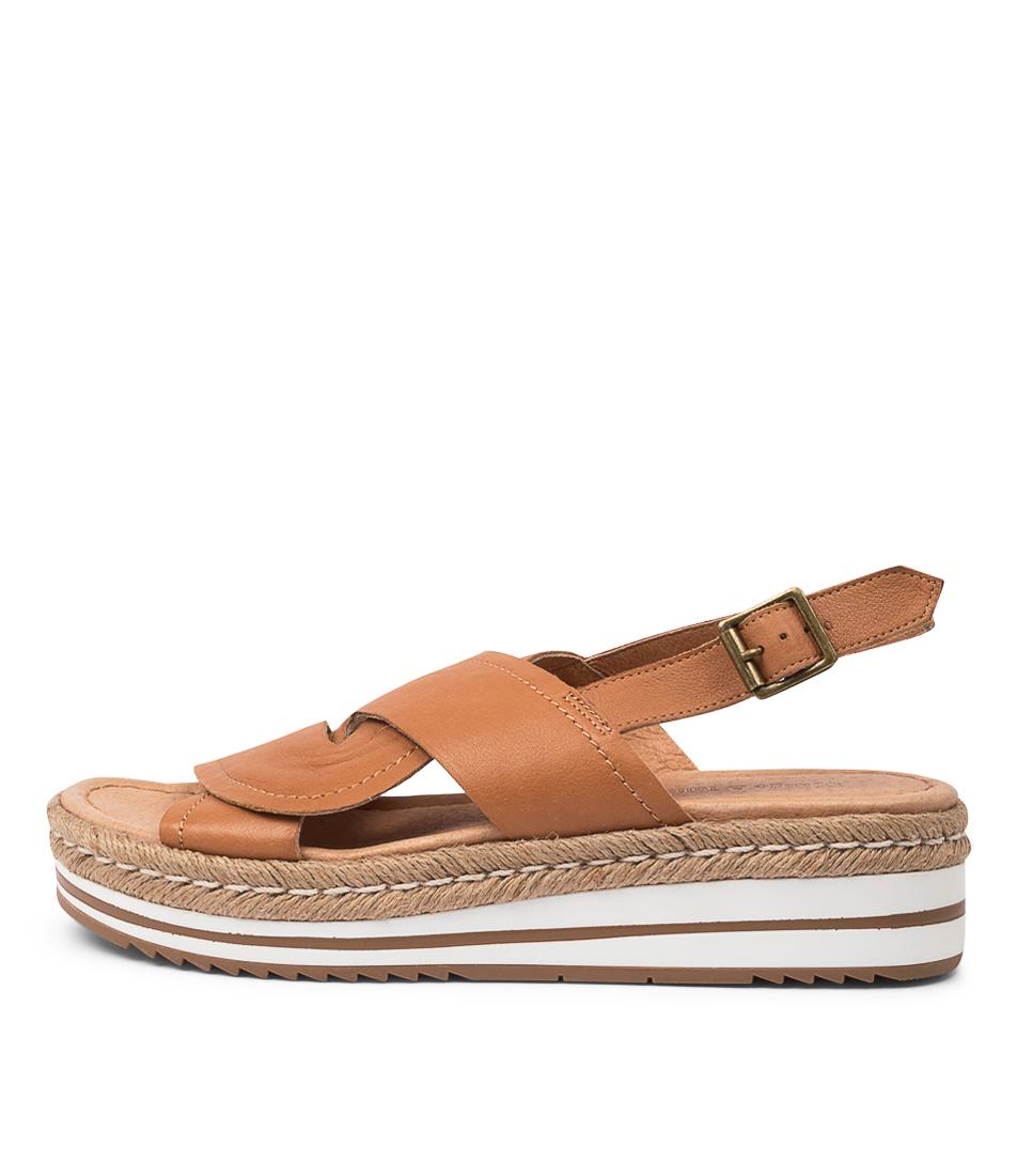 Buy Django & Juliette Alena Dj Scotch Flat Sandals online with free shipping