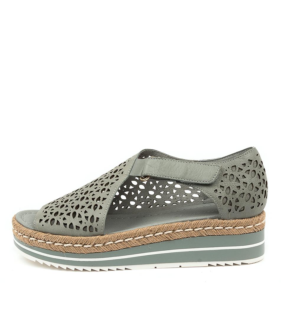 Buy Django & Juliette Alkiet Dj Steel Flat Sandals online with free shipping