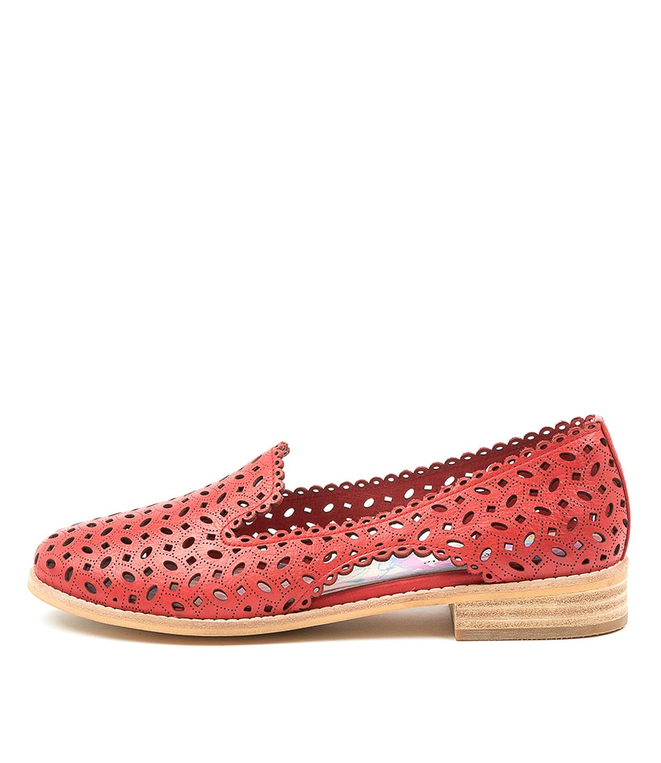 Buy Django & Juliette Ariala Dj Red Flats online with free shipping