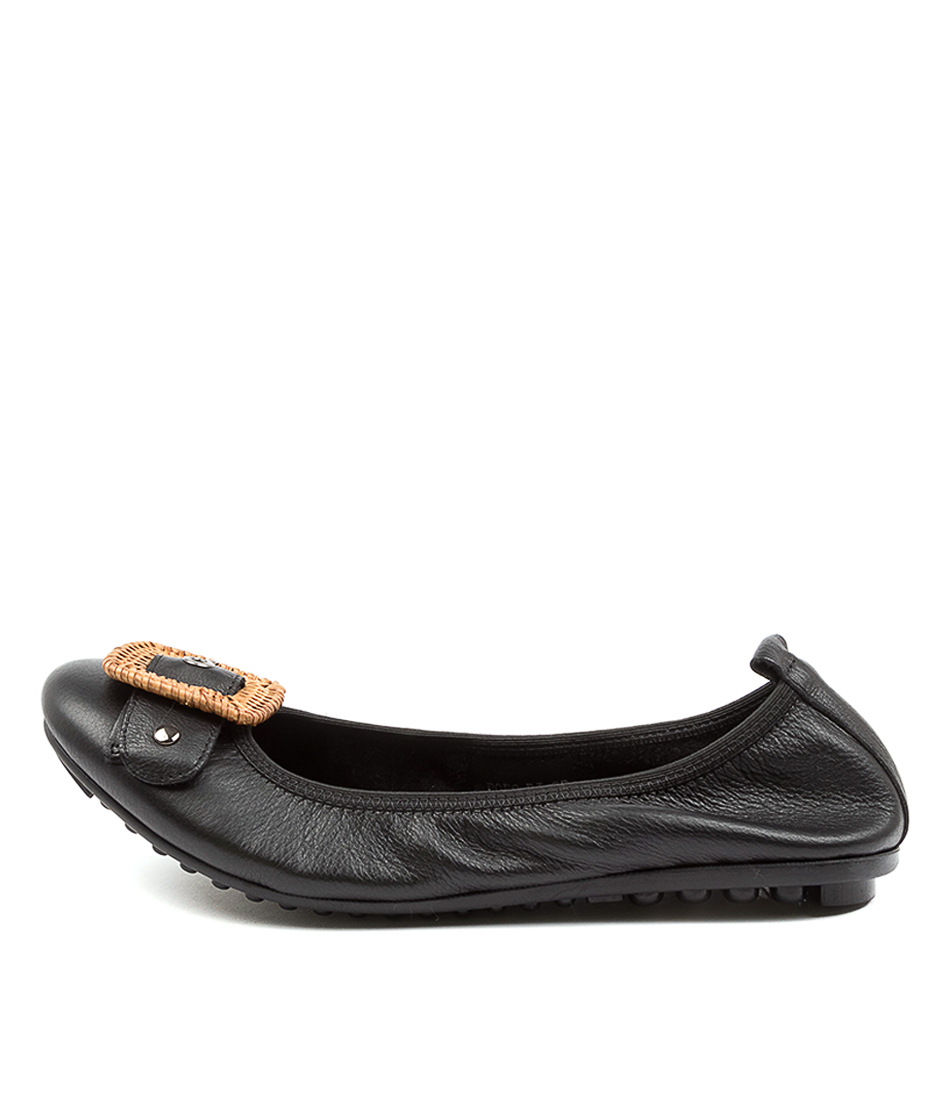 Buy Django & Juliette Bobo Dj Black Flats online with free shipping