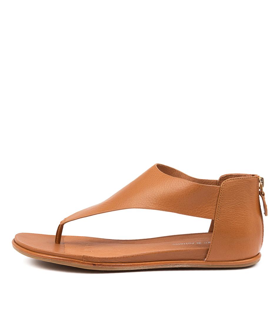 Buy Django & Juliette Bulut Dj Scotch Flat Sandals online with free shipping