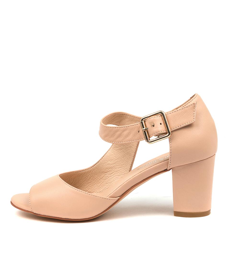 Buy Django & Juliette Carlee Dj Dk Nude Heeled Sandals online with free shipping