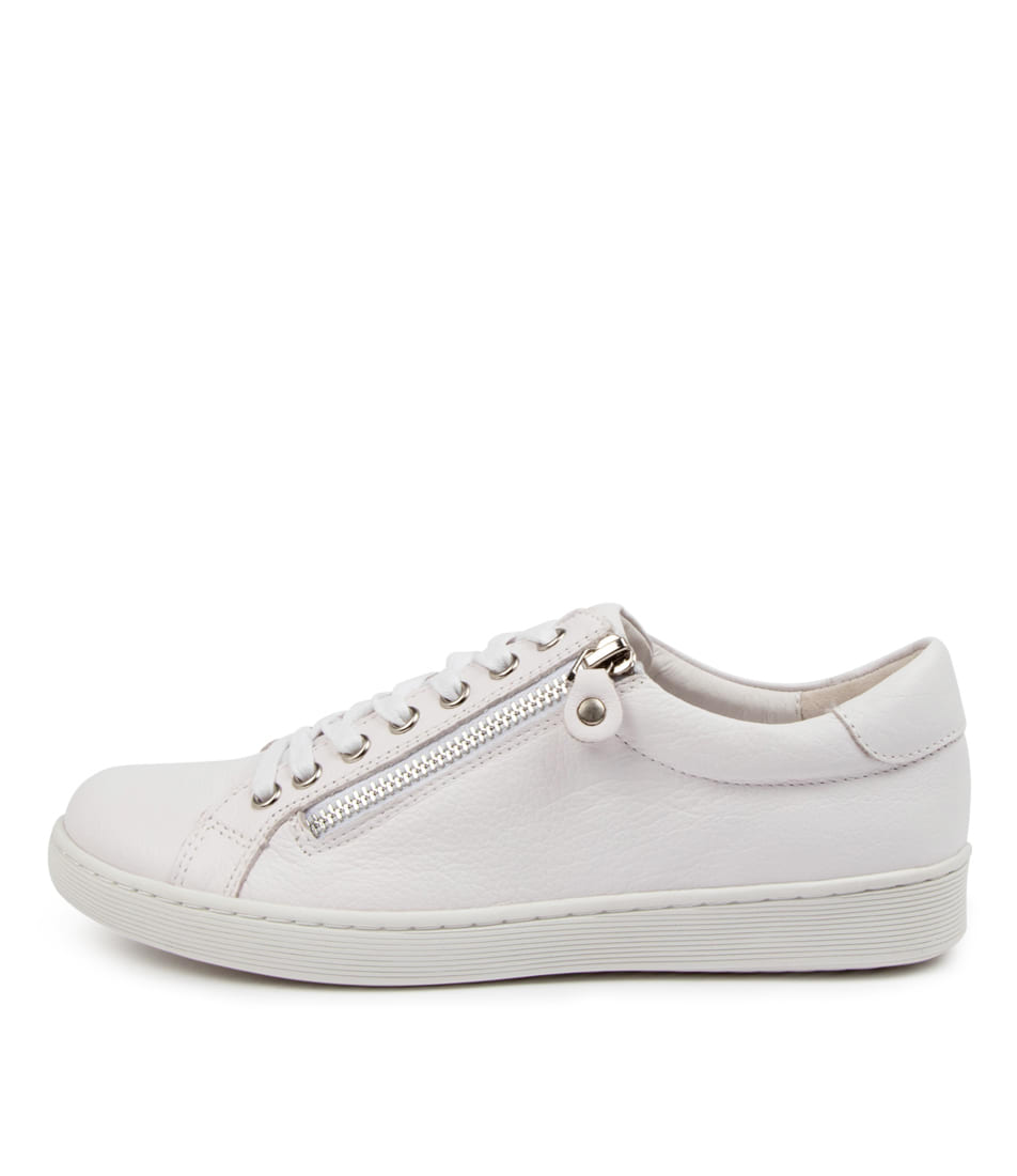 Buy Django & Juliette Donat Dj White Sneakers online with free shipping