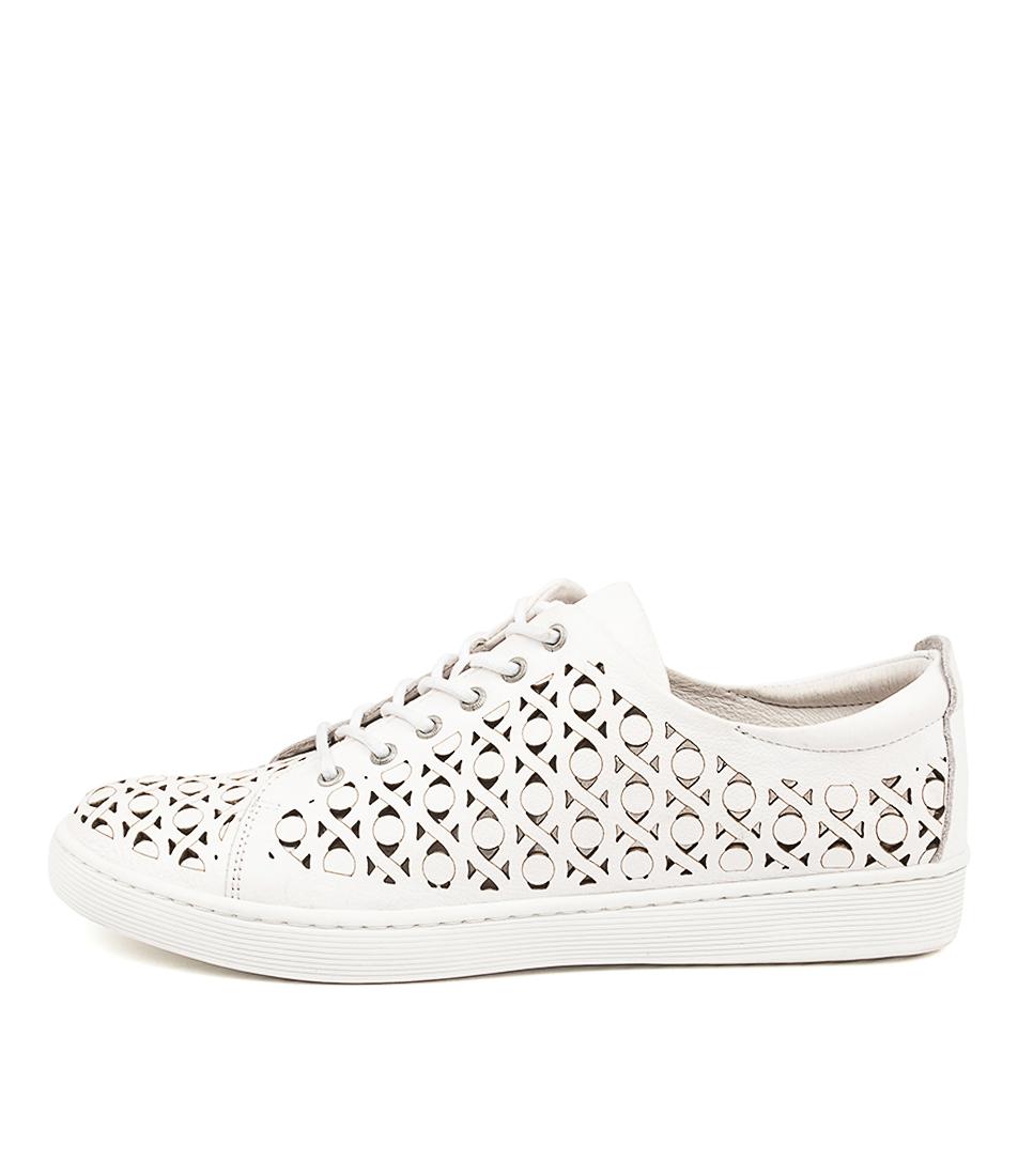 Buy Django & Juliette Doriser Dj White Sneakers online with free shipping
