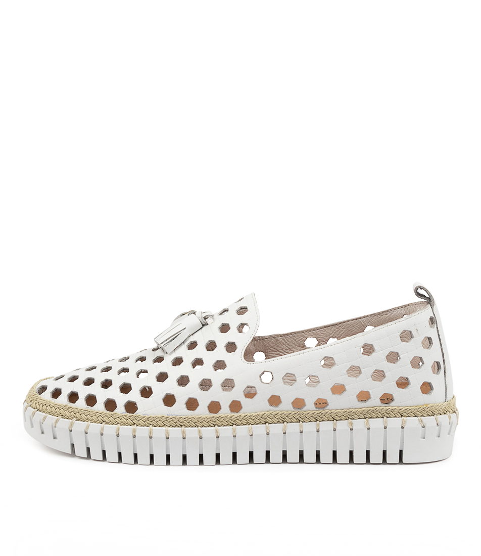 Buy Django & Juliette Hala Dj White Sneakers online with free shipping