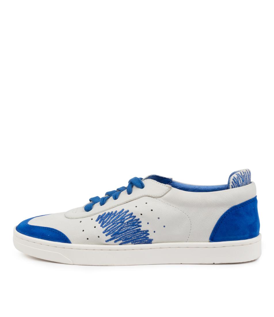 Buy Django & Juliette Olga Dj Cobalt Sneakers online with free shipping