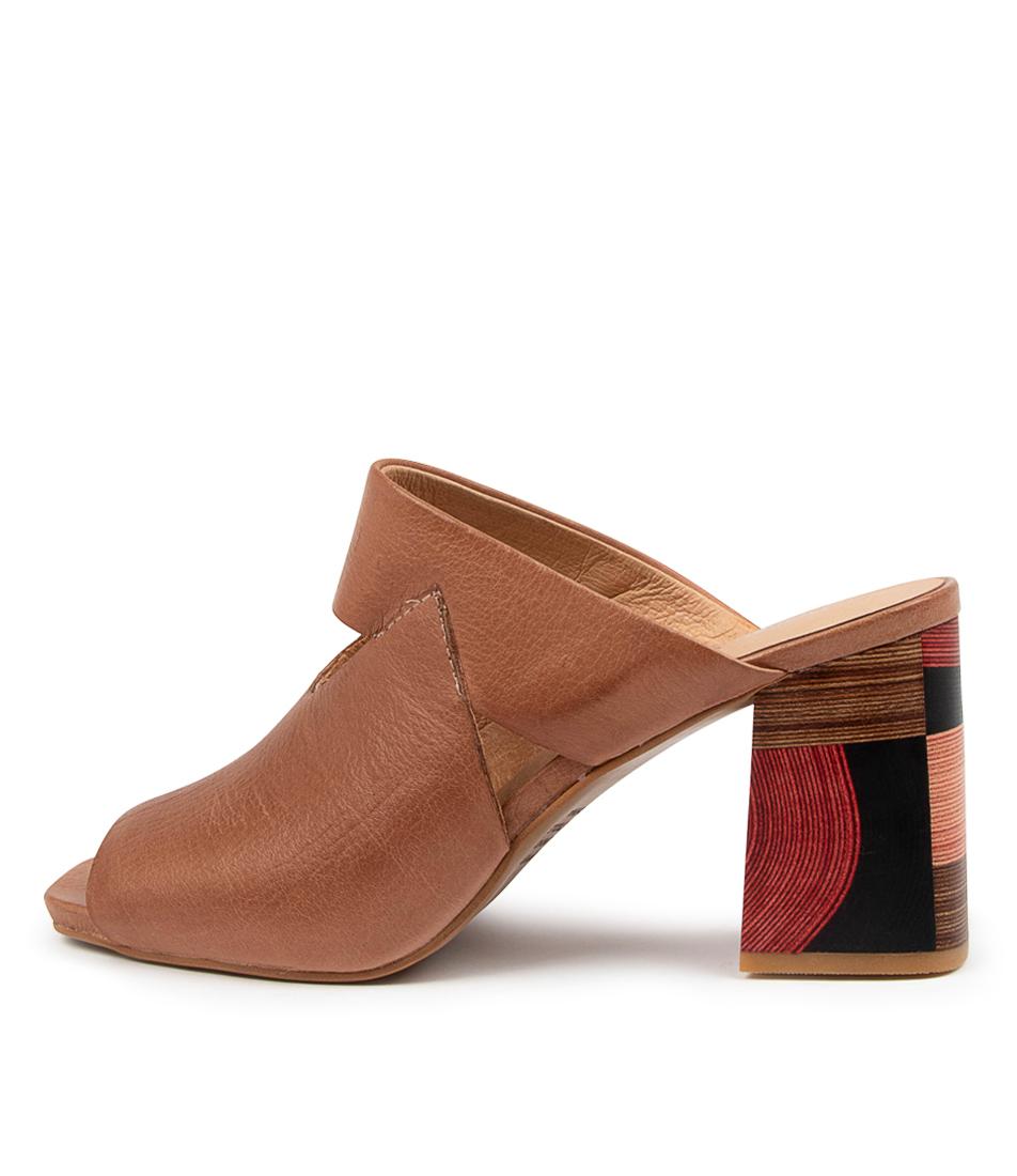 Buy Django & Juliette Ryot Dj Warm Rose Heeled Sandals online with free shipping