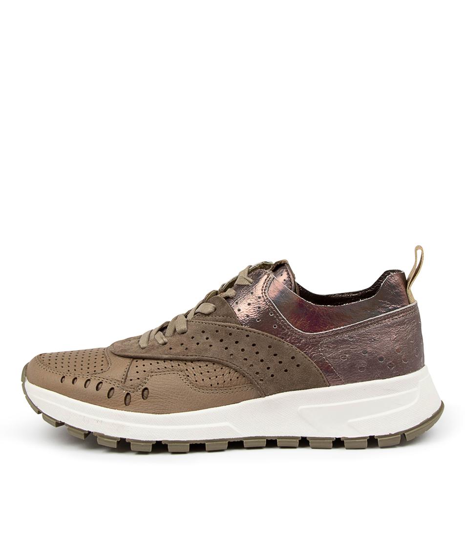 Buy Django & Juliette Viktor Dj Khaki Sneakers online with free shipping