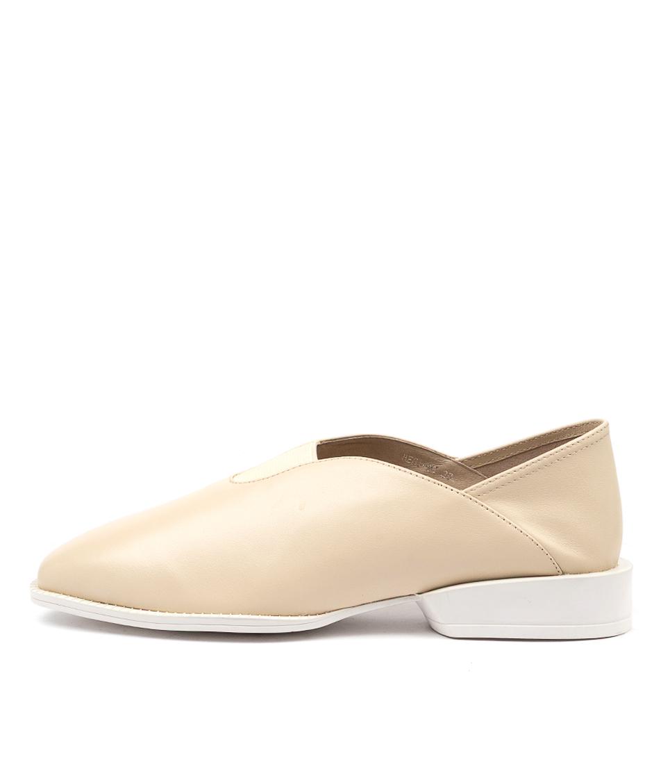 Buy Django & Juliette Bebi Dj White Flats online with free shipping
