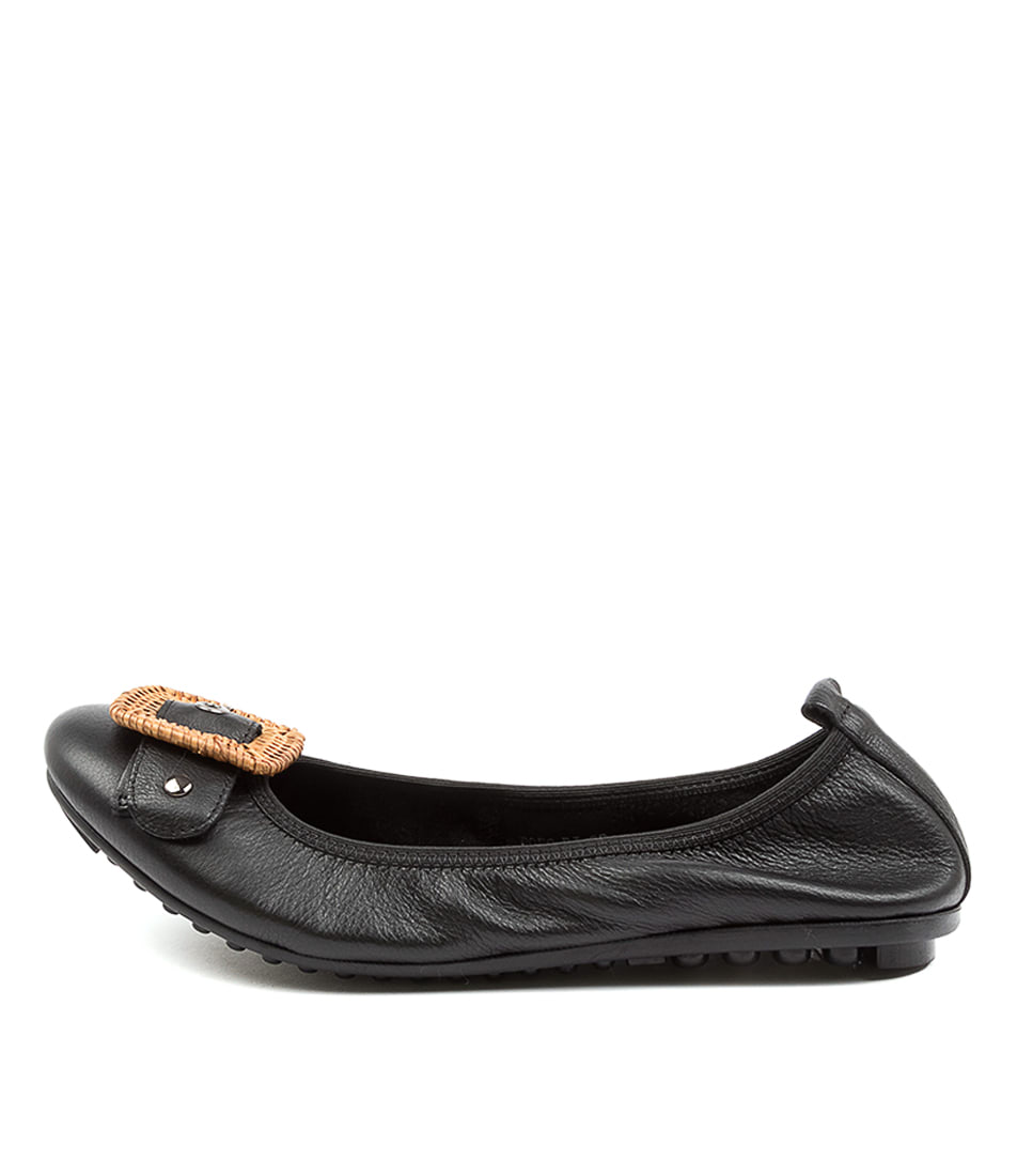 Buy Django & Juliette Bobo Djl Black Flats online with free shipping