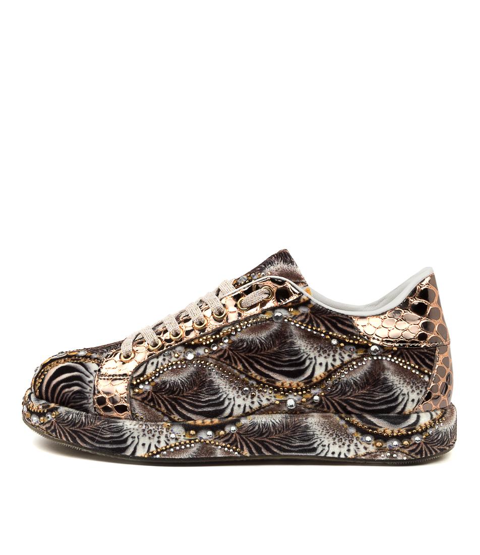 Buy Django & Juliette Jungle Dj Multi Sneakers online with free shipping