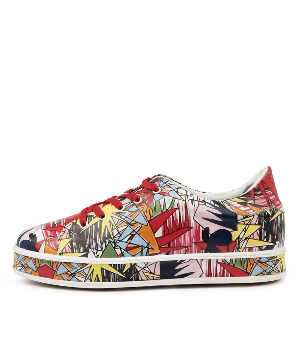 Buy Django & Juliette Boomcrash Dj Multi Sneakers online with free shipping