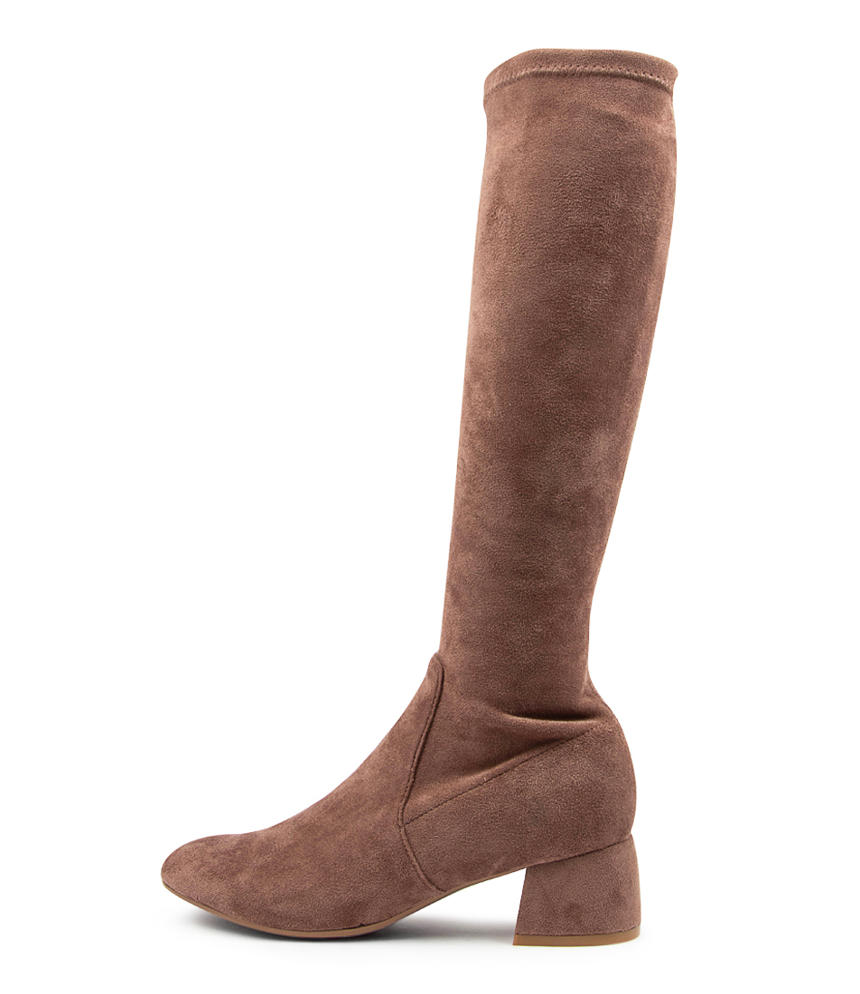 Buy Django & Juliette Chevy Dj Donkey Long Boots online with free shipping