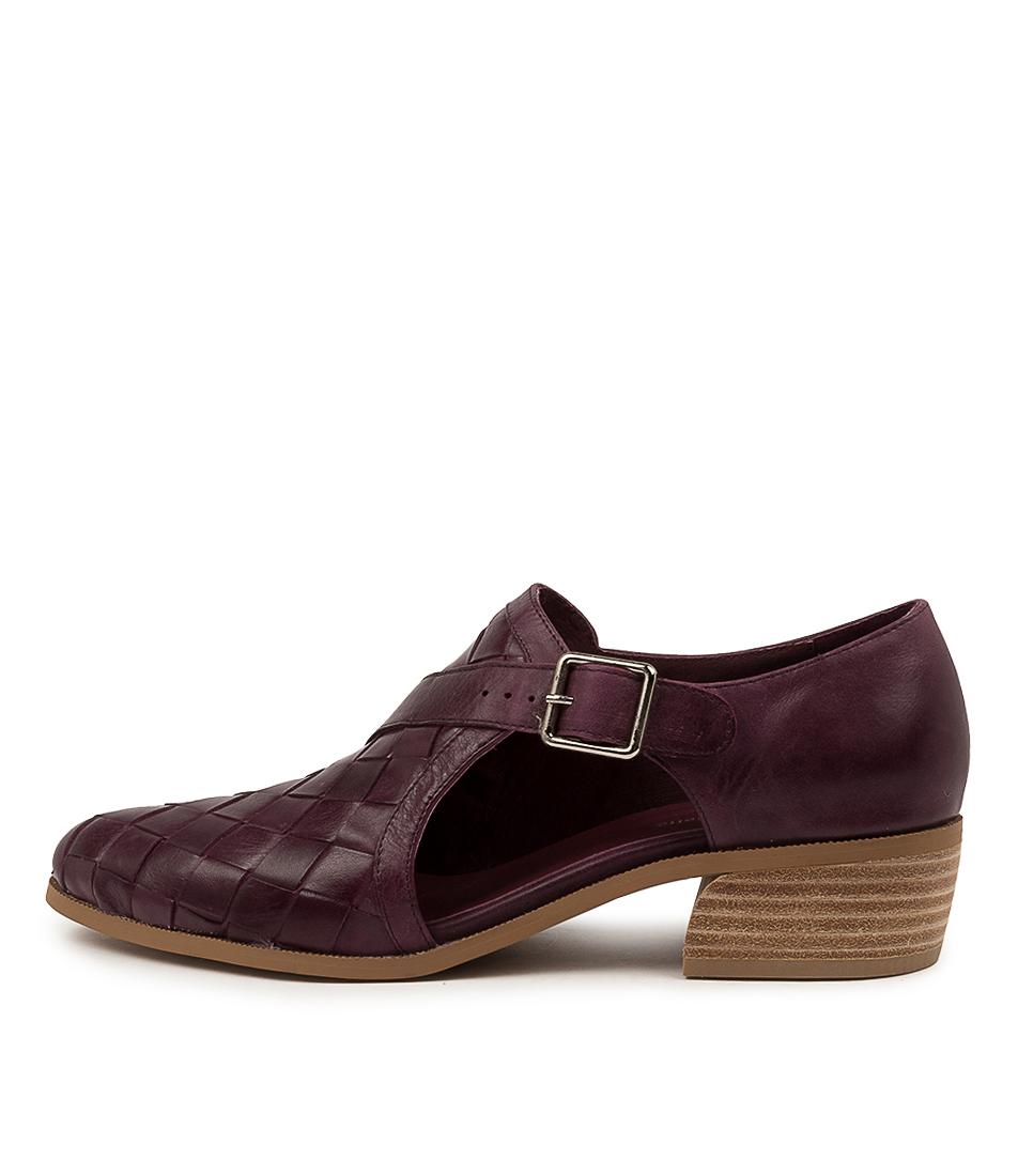 Buy Django & Juliette Clive Dj Purple High Heels online with free shipping