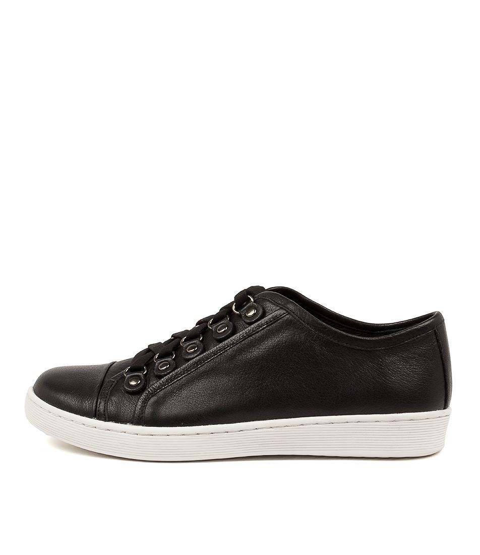 Buy Django & Juliette Dory Dj Black White Sole Sneakers online with free shipping
