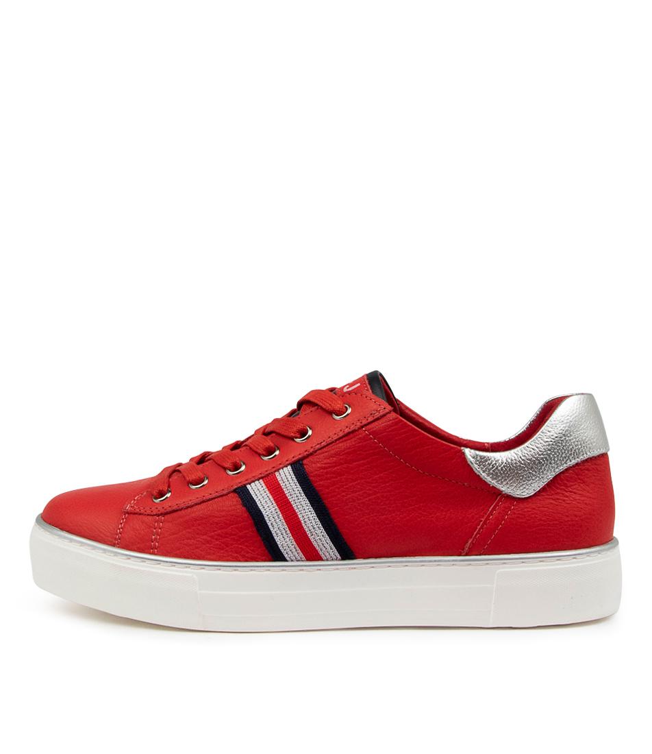 Buy Django & Juliette Fancee Dj Red Sneakers online with free shipping