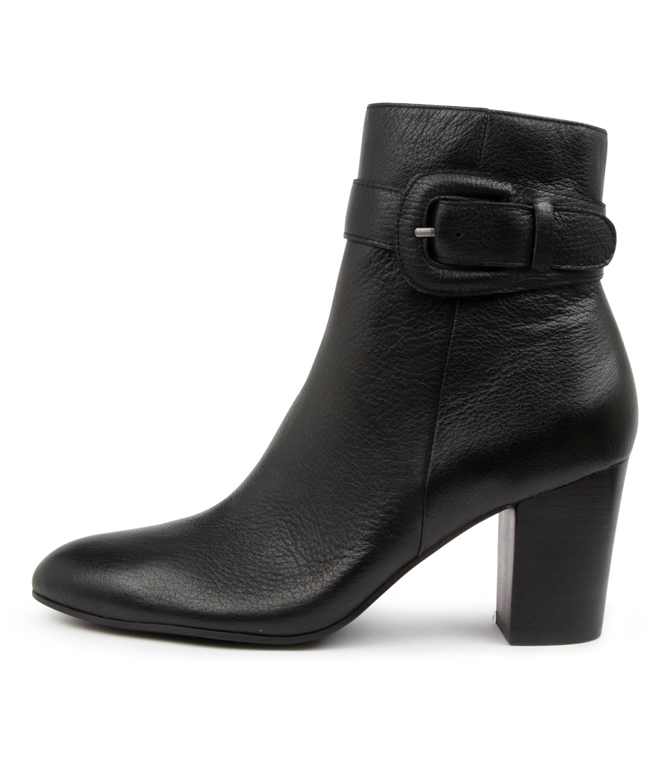 Buy Django & Juliette Liah Dj Black Ankle Boots online with free shipping