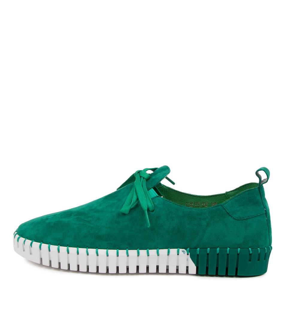 Buy Django & Juliette Loxie Dj Emerald Sneakers online with free shipping