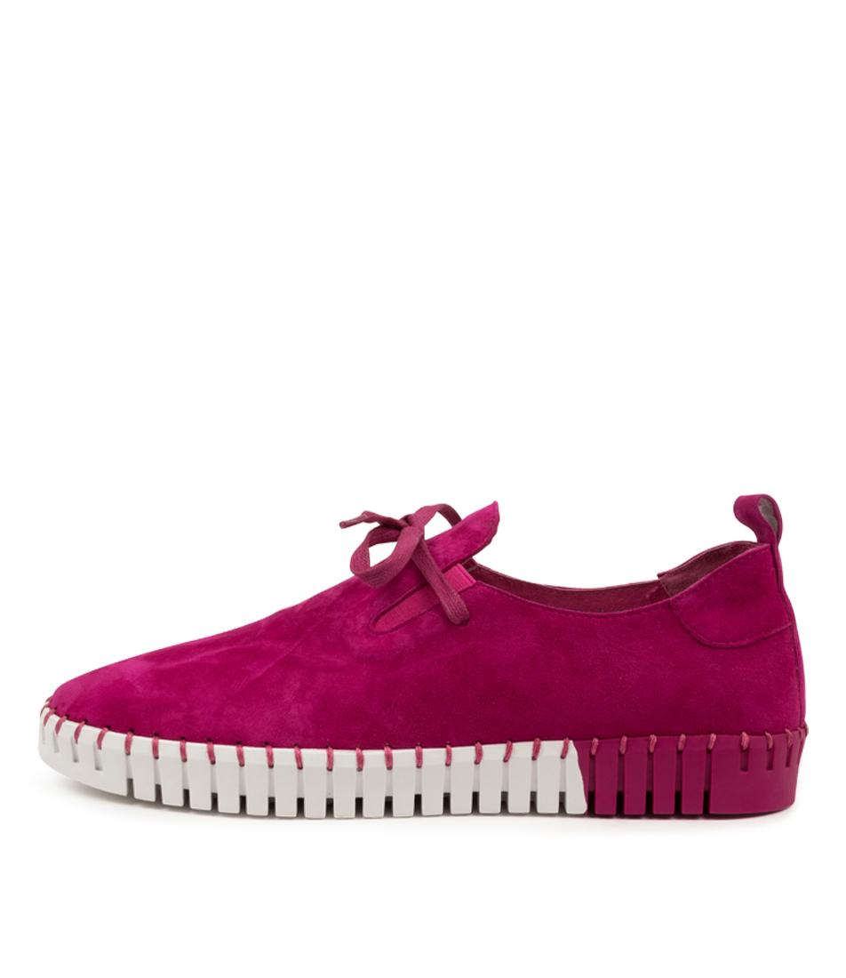 Buy Django & Juliette Loxie Dj Fuchsia Sneakers online with free shipping