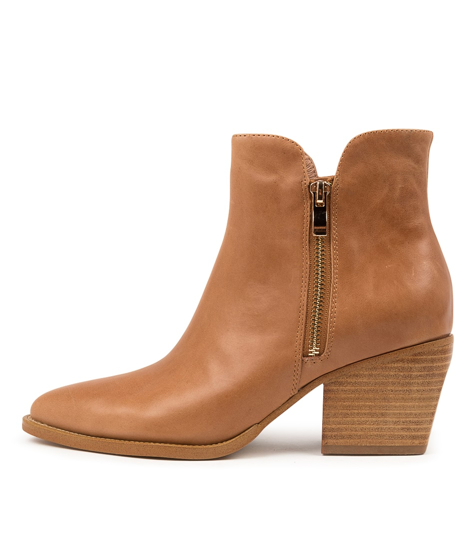 Buy Django & Juliette Maries Dj Tan Ankle Boots online with free shipping