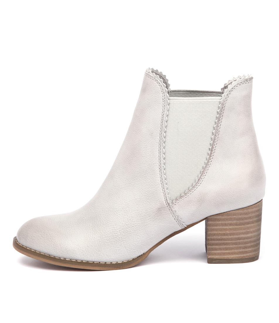 Django & Juliette Sadore Misty Dress Ankle Boots