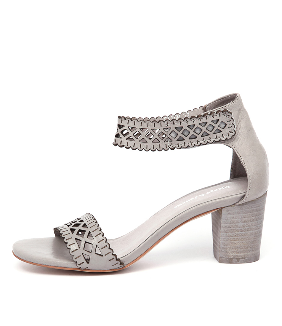 Django & Juliette Cajun Misty Heeled Sandals