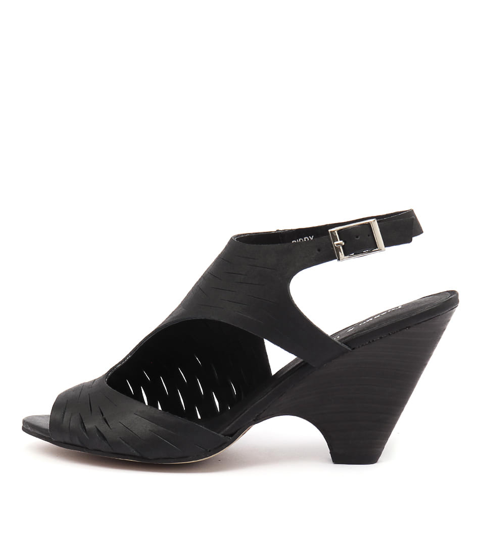 Django & Juliette Biddy Black Sandals buy Sandals online