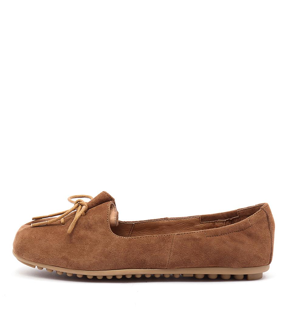 Django & Juliette Balmain Light Tan Shoes