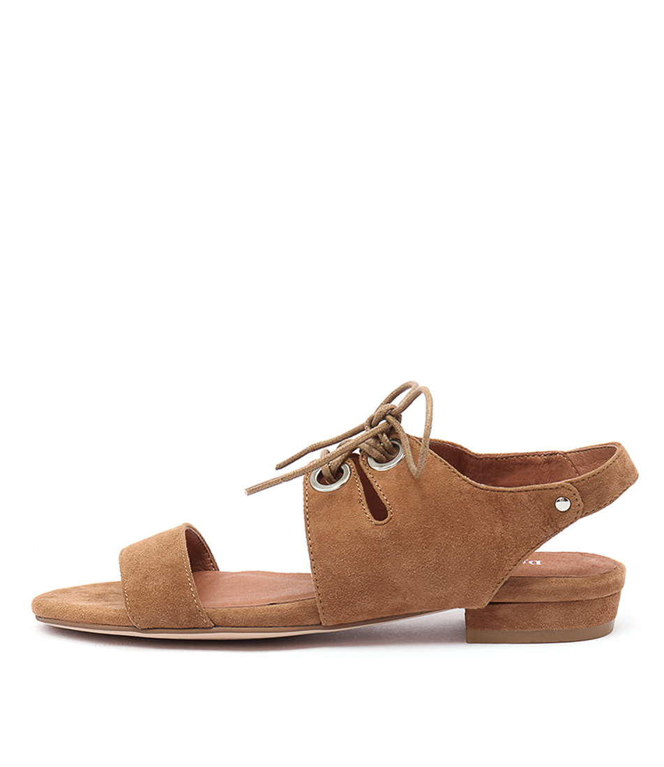 Django & Juliette Donside Tan Sandals