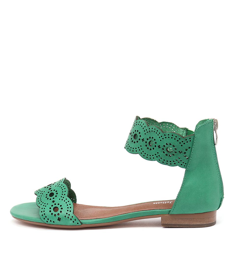 Django & Juliette Palatie Spearmint Sandals