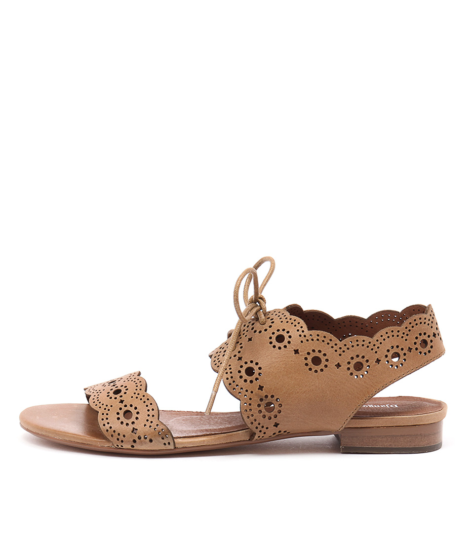 Django & Juliette Princi Tan Sandals