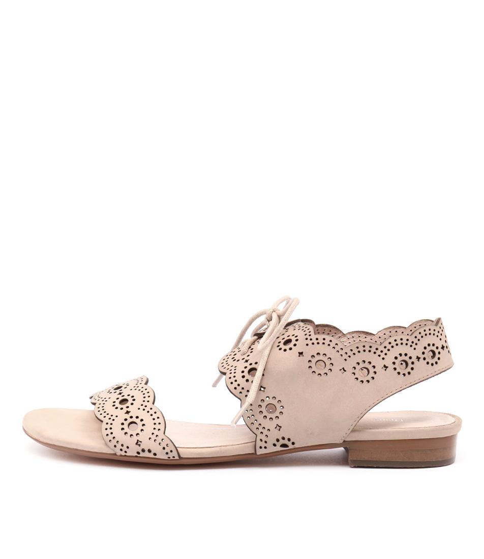 Django & Juliette Princi Nude Casual Flat Sandals buy  online