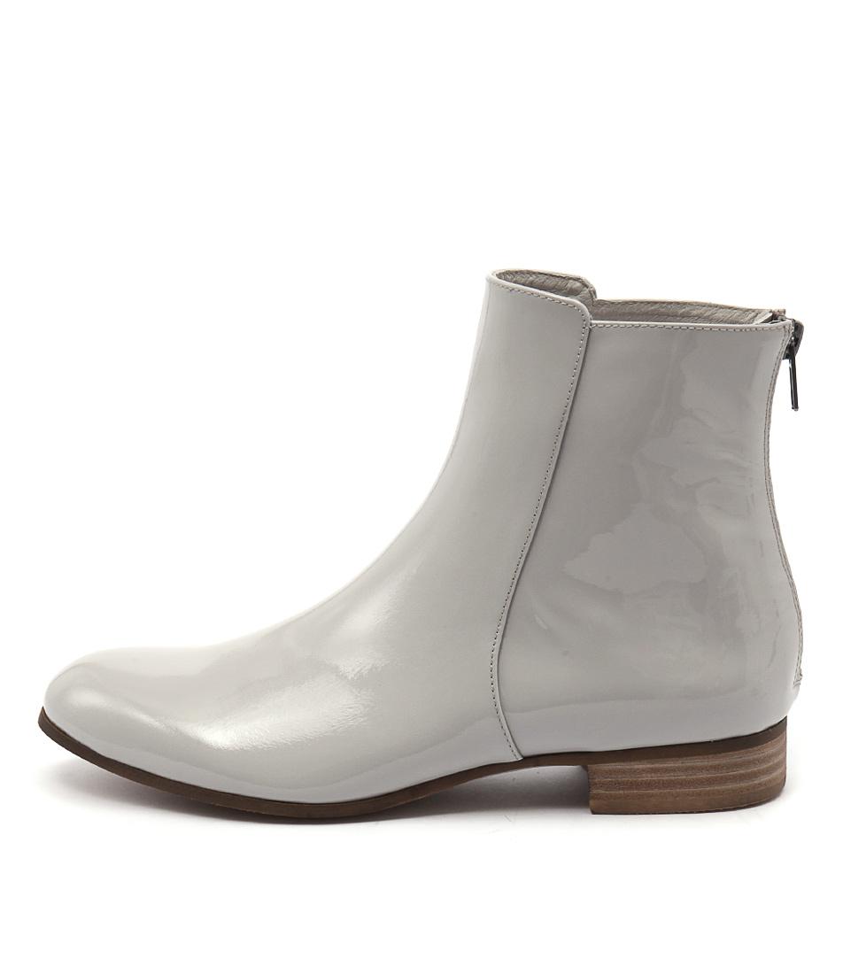 Django & Juliette Fabers Misty Casual Ankle Boots