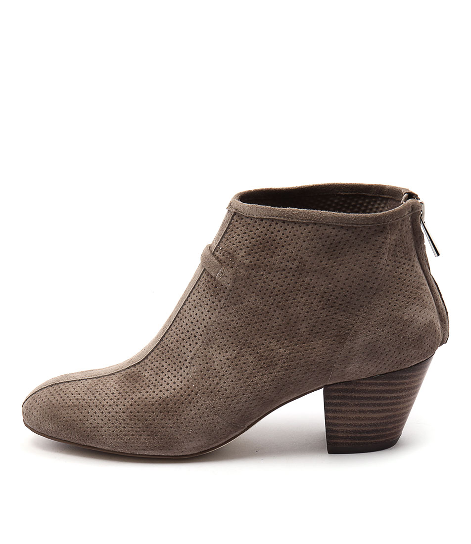 Django & Juliette Herry Taupe Ankle Boots