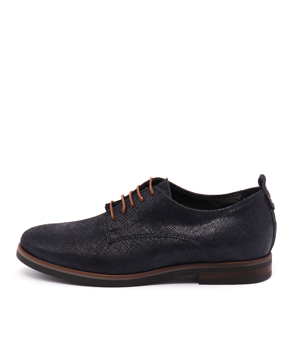 Django & Juliette 54 A 008 Navy Shoes