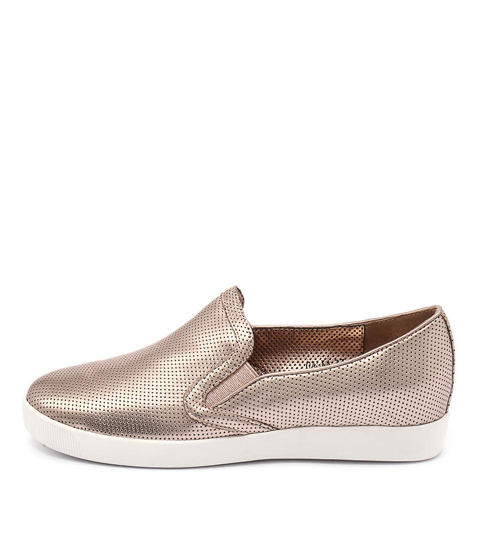 Django & Juliette Galia Rose Gold Shoes