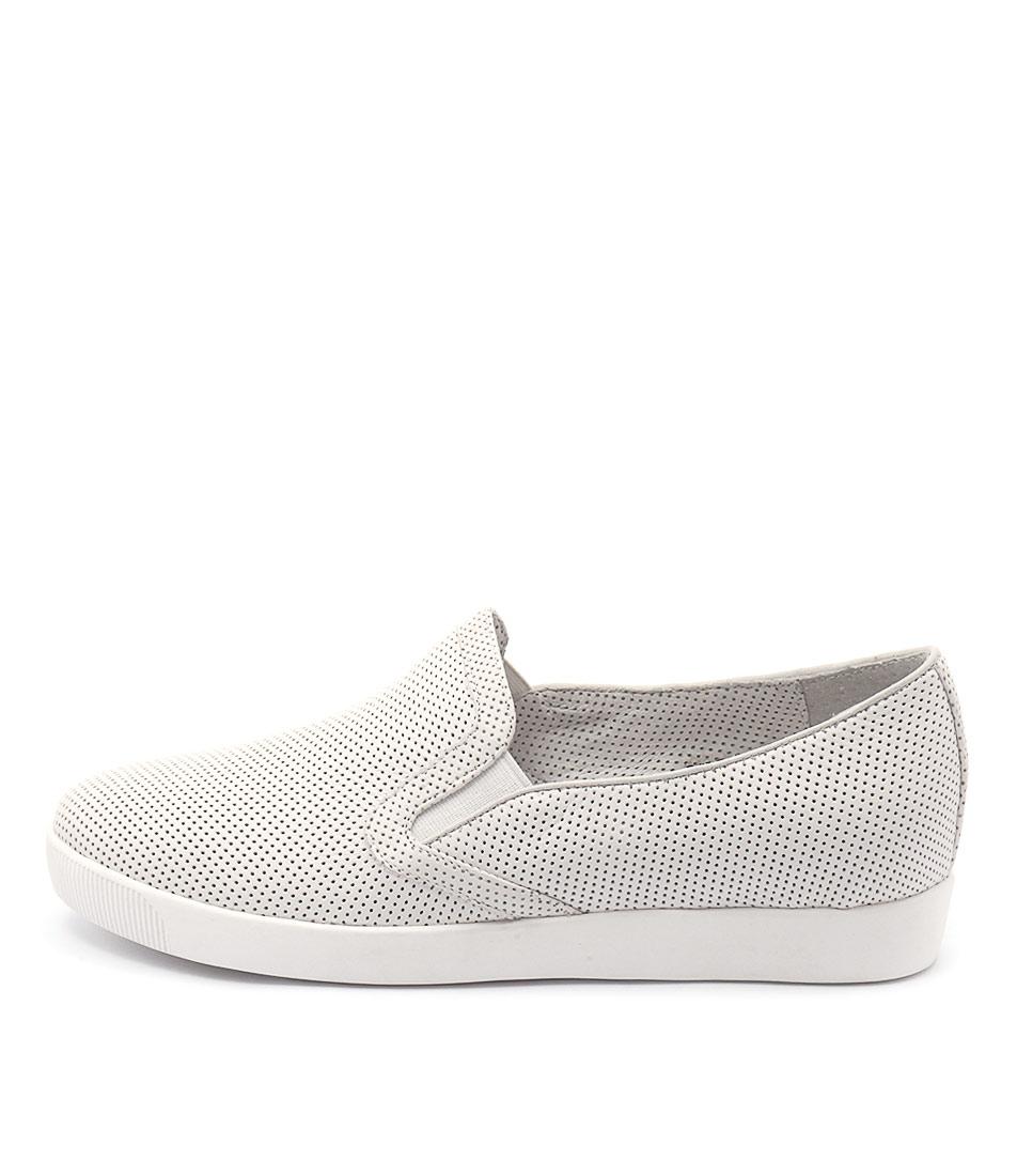 Django & Juliette Galia White Shoes
