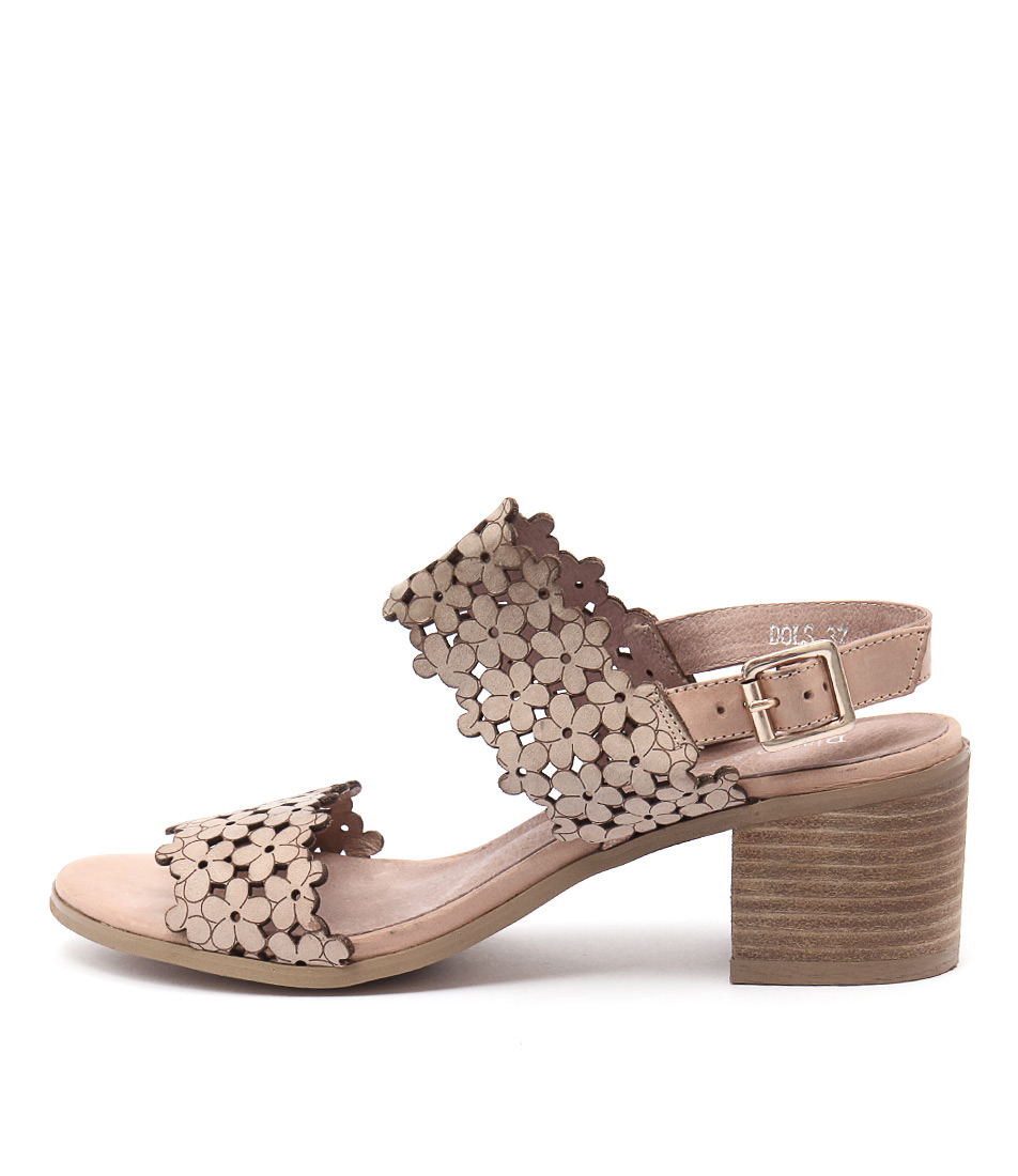 Django & Juliette Dols Cafe Heeled Sandals
