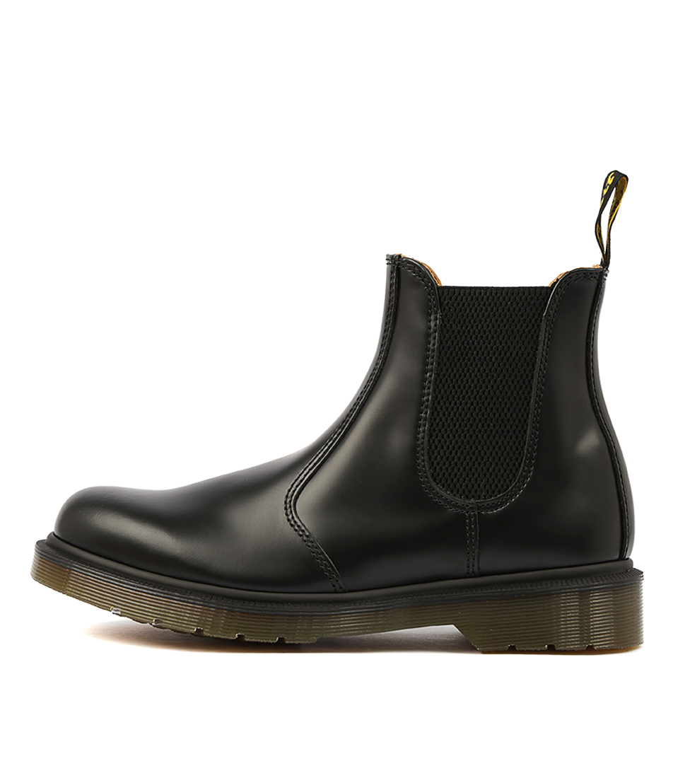 Buy Dr Marten 2976 Chelsea Womens Black Ankle Boots online with free shipping
