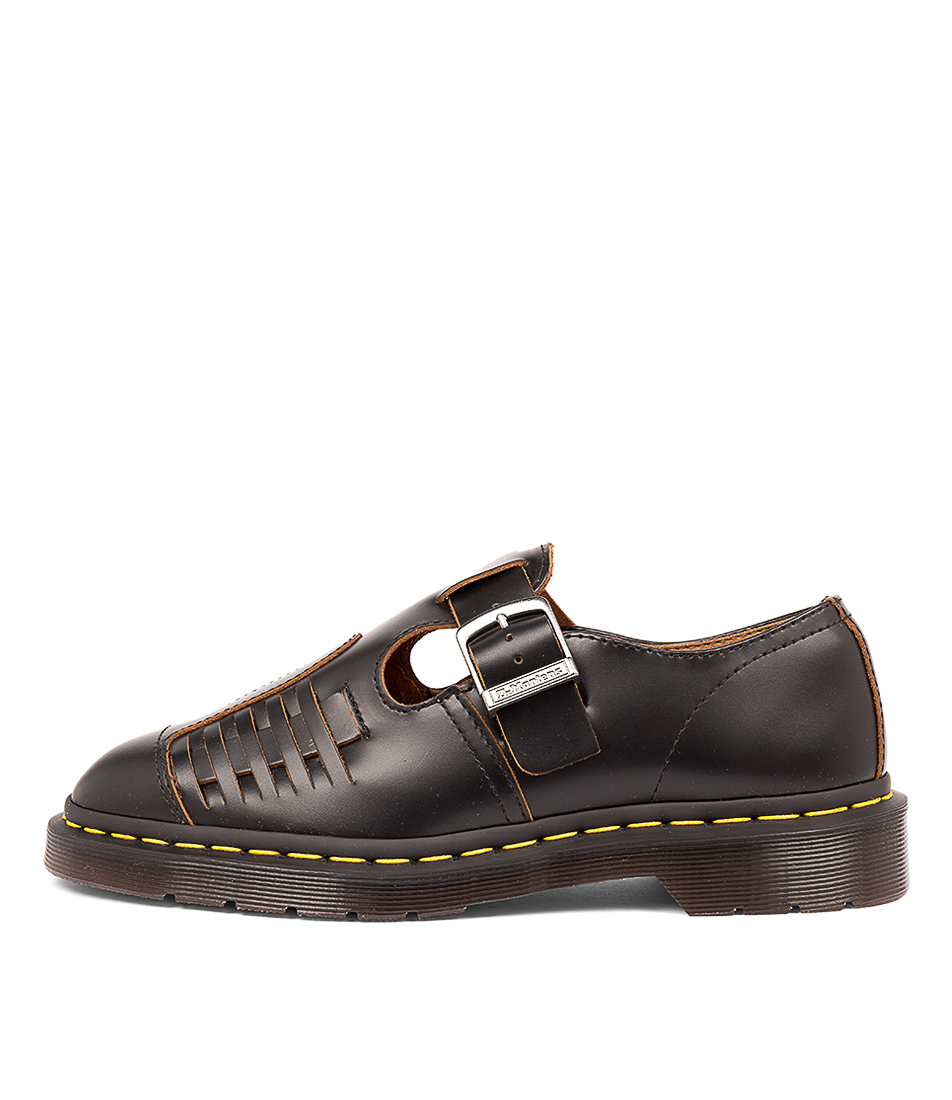 Buy Dr Marten Mica Dmc Black Flats online with free shipping