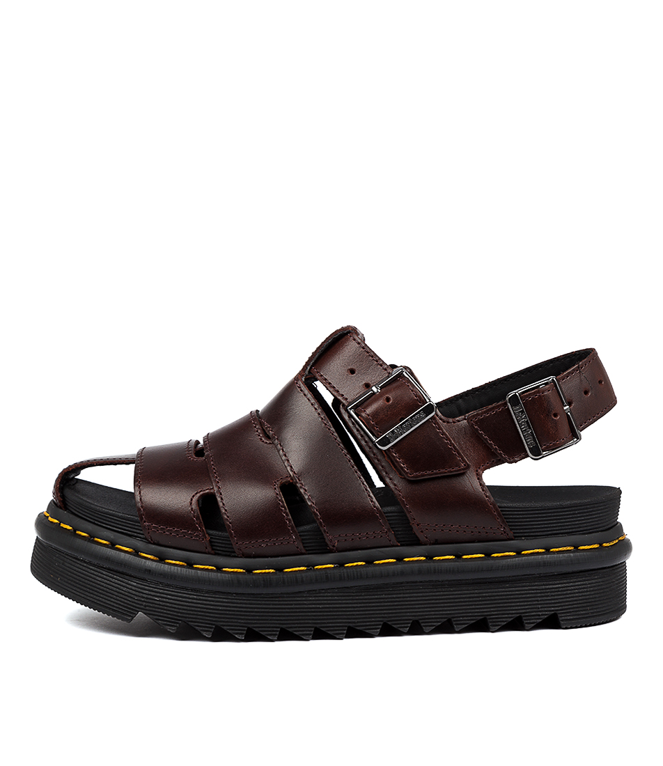 Buy Dr Marten Abel Dm Charro Flat Sandals online with free shipping
