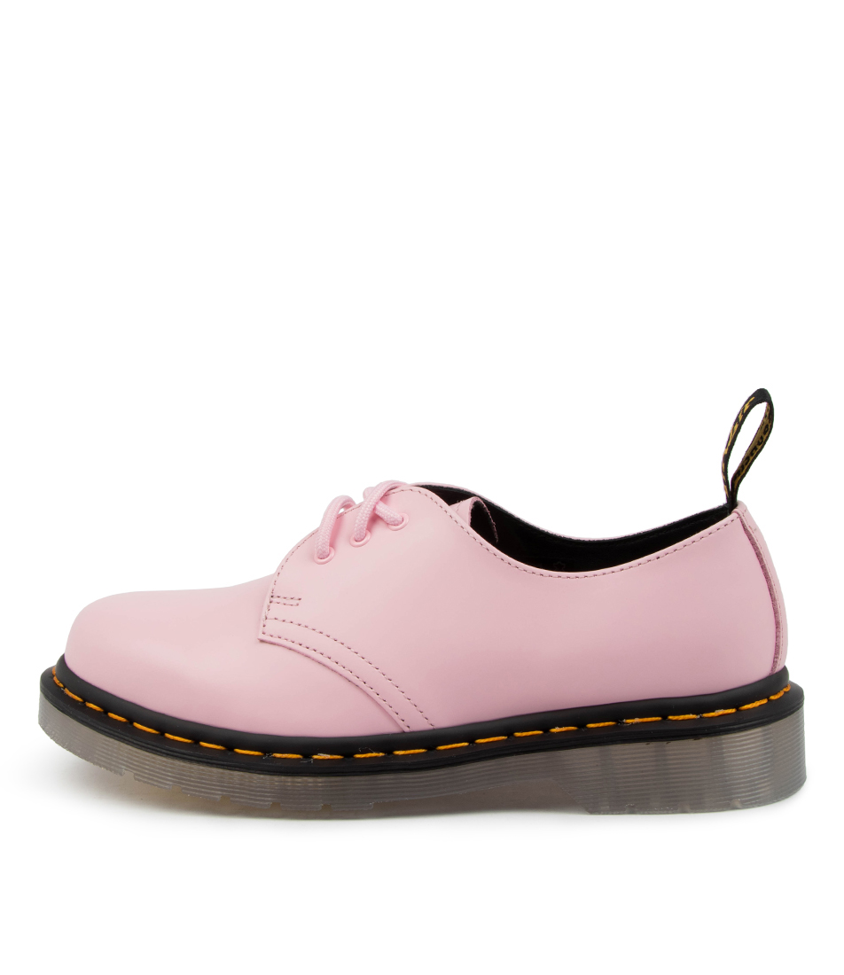Buy Dr Marten 1461 Iced Dm Pale Pink Flats online with free shipping