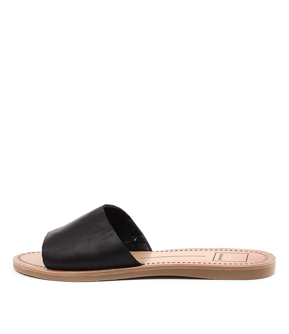 Dolce Vita Javier Black Sandals